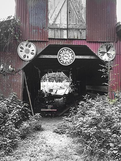 The Allen Barn