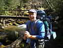 Mike in the Smokies - male
