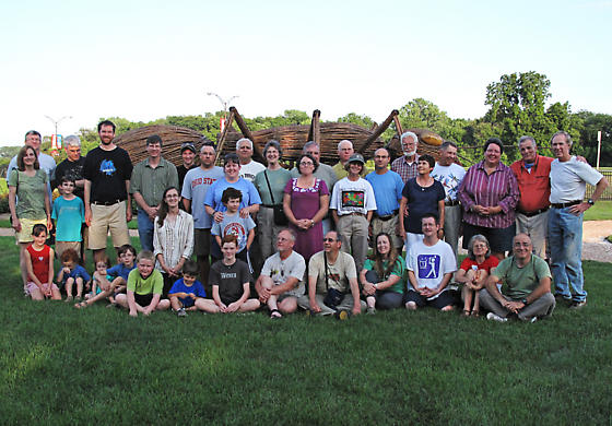 Iowa State Bug Gathering - Class of 2011 - male - female