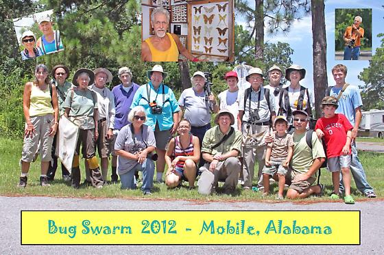 Bug Swarm 2012 - Group Picture - male - female