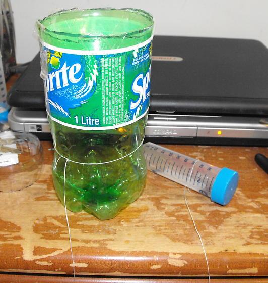 Aquatic Sampling- Bottle traps