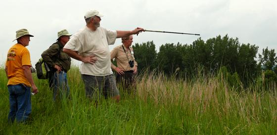 Loren Lown (Daniel, Lloyd & John) at Sand Hill Prairie - male