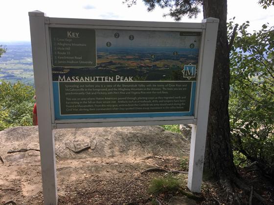 Massanutten Peak