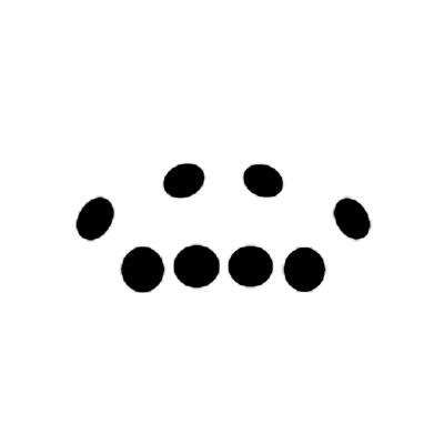 Cybaeus Eye Arrangment - Cybaeus