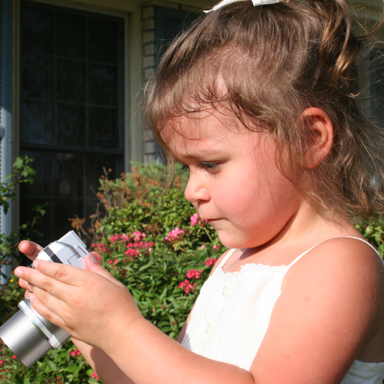 Next generation photographer - female