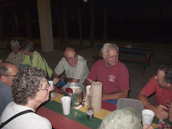 Banquet at Tacky Jacks